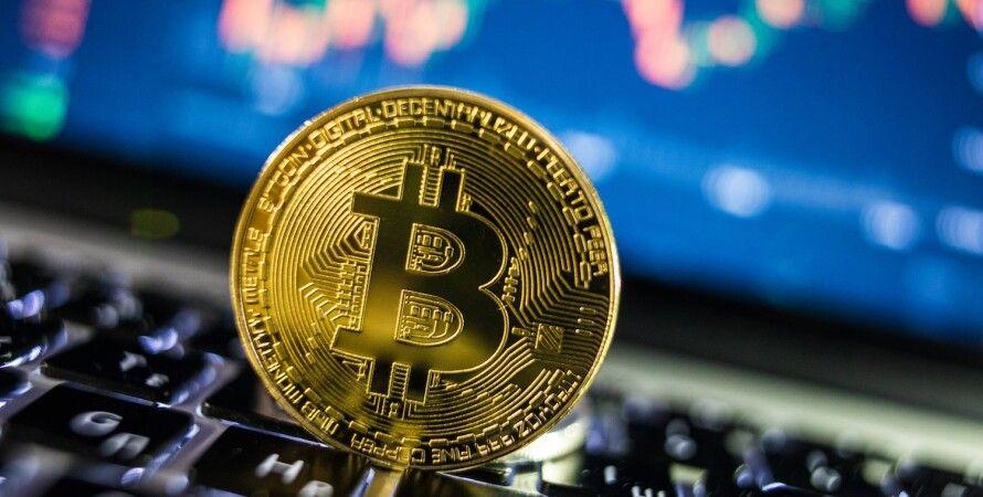 Bitcoin, курс, криптовалюта, биткоин