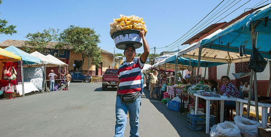Нікарагуа, санкції, Україна