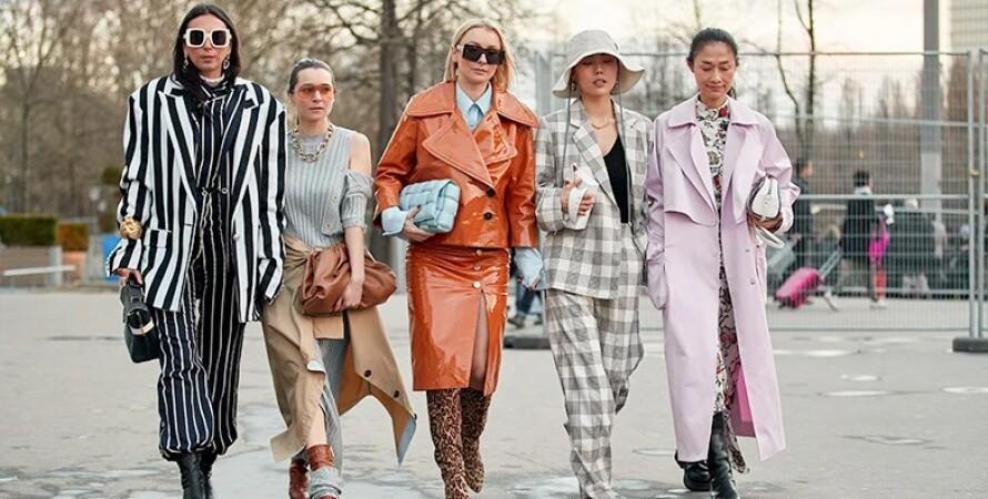 мода, стритстайл