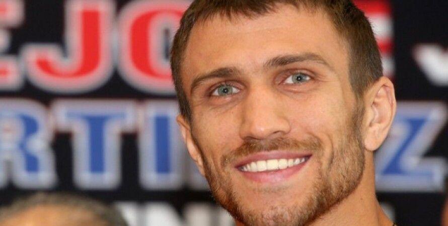 Василий Ломаченко / Фото: boxnews.com.ua