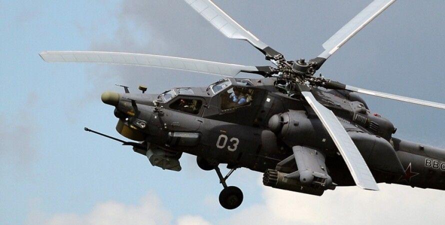 Вертолет Ми-28Н / Фото: ТАСС
