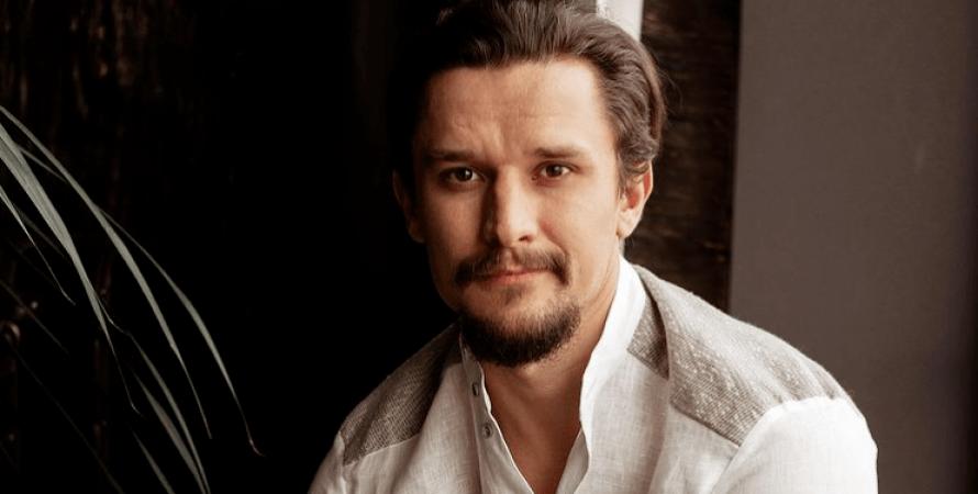 Тарас Цимбалюк, актер, украинец, Черкащина
