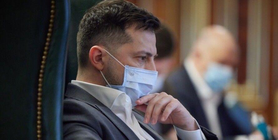 Володимир Зеленський, вакцинація, мінохоронздоров'я, Covid-19, вакцинація, масова вакцинація