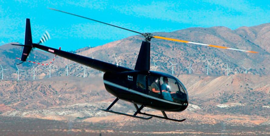Вертоліт Robinson 44/66, крах, китай, туристи, Сямень, загинули