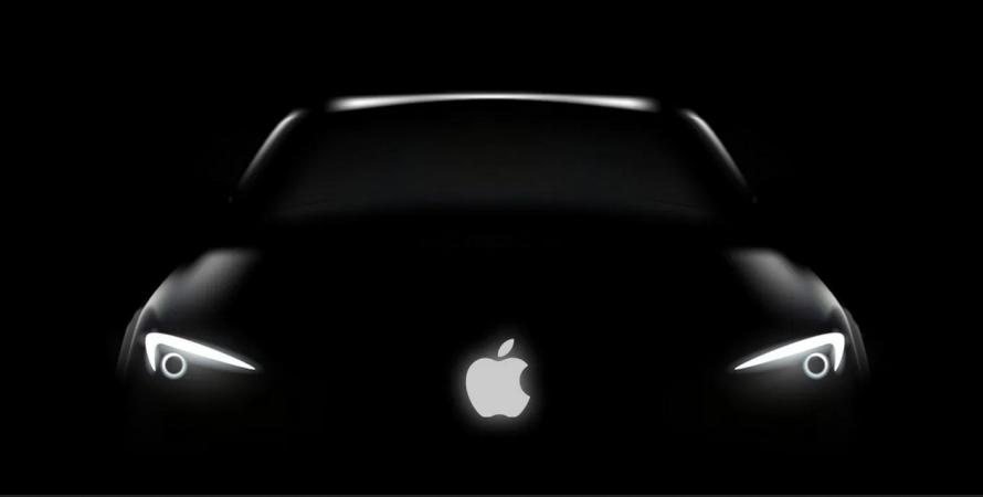 розробка авто apple, apple car
