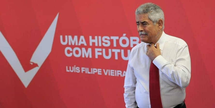 Президент Бенфики, Луис Фелипе Виейра