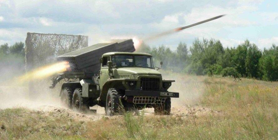 "Бм-21 ""Град"" / gods-of-war.pp.ua"