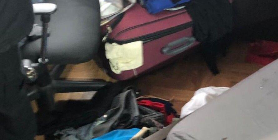 Квартира, в которой нашли девушек / Фото: hk.npu.gov.ua