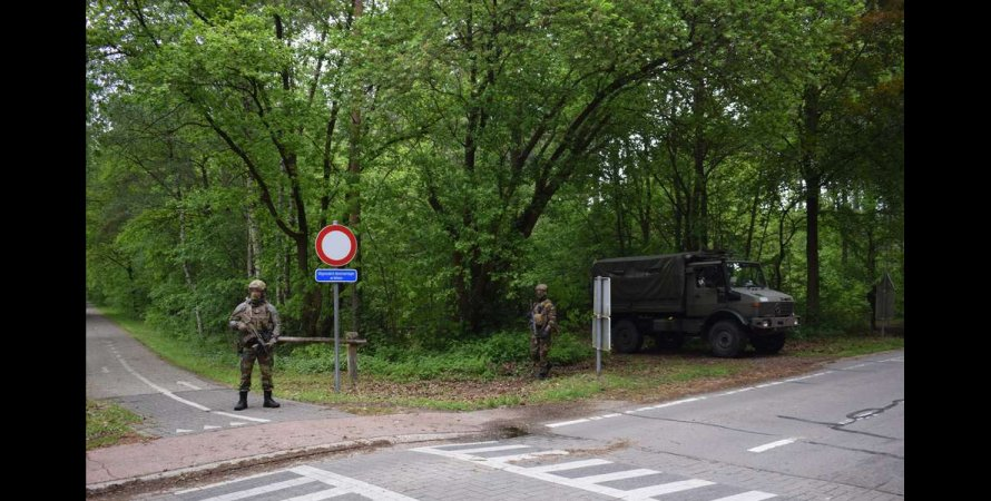 обнаружен труп спецназовца в Бельгии