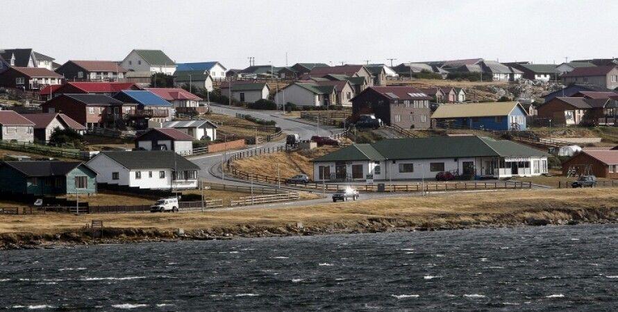 Фолклендские острова / Фото: EPA