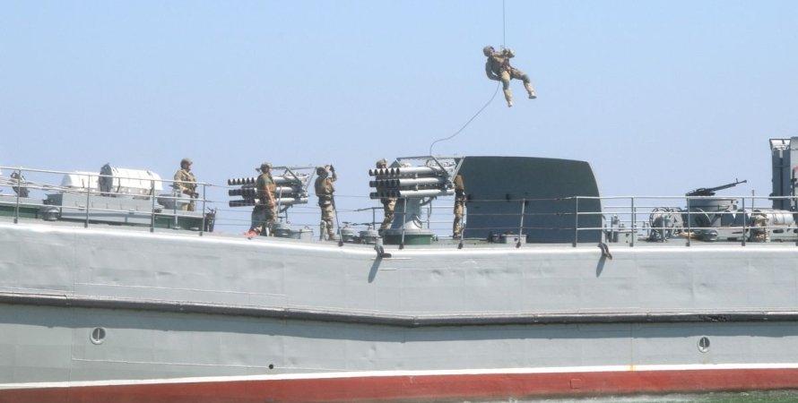 ВМС, ЗСУ, доктрина, військова доктрина, НАТО