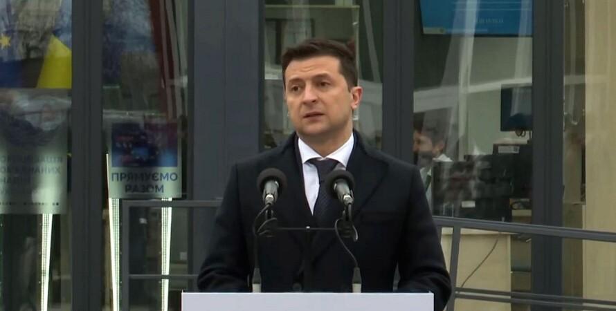 президент України про санкції за крим, зеленський про деокупацію криму