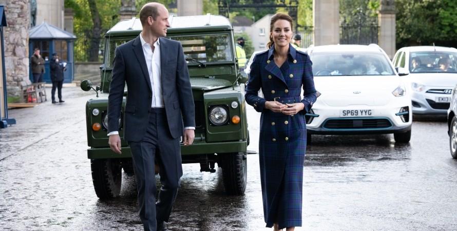 Кейт Миддлтон, принц Уильям, герцоги Кэмбриджские