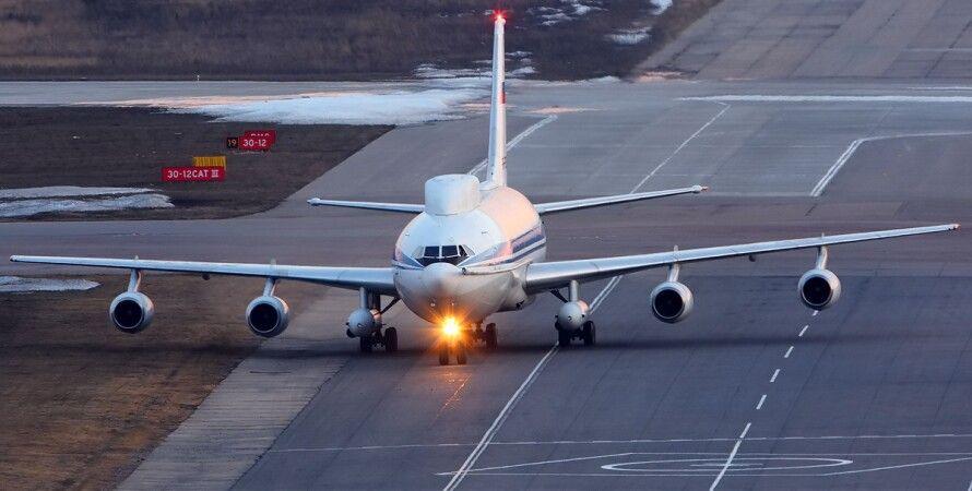 Ил-80, самолет, россия, кража