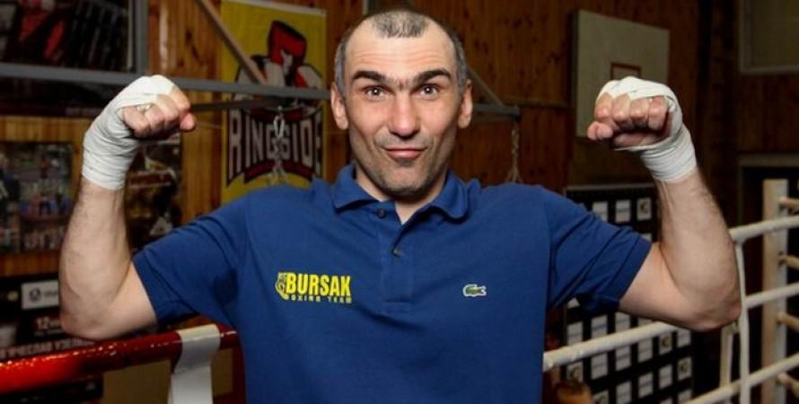 Сергей Городничев, тренер, бокс
