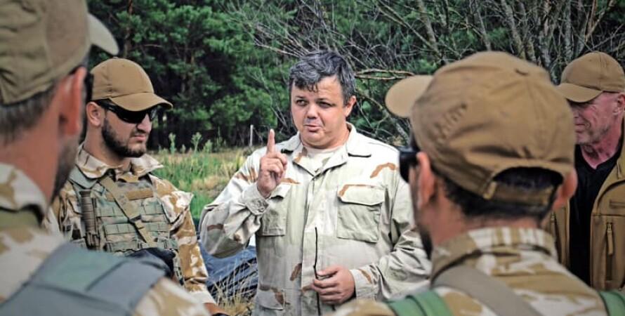 Семен Семенченко, частная военная компания, Игорь Коломойский, расследование,