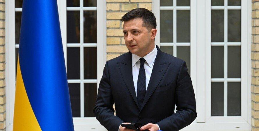 Володимир Зеленський, візит президента України до Франції, прес-конференція