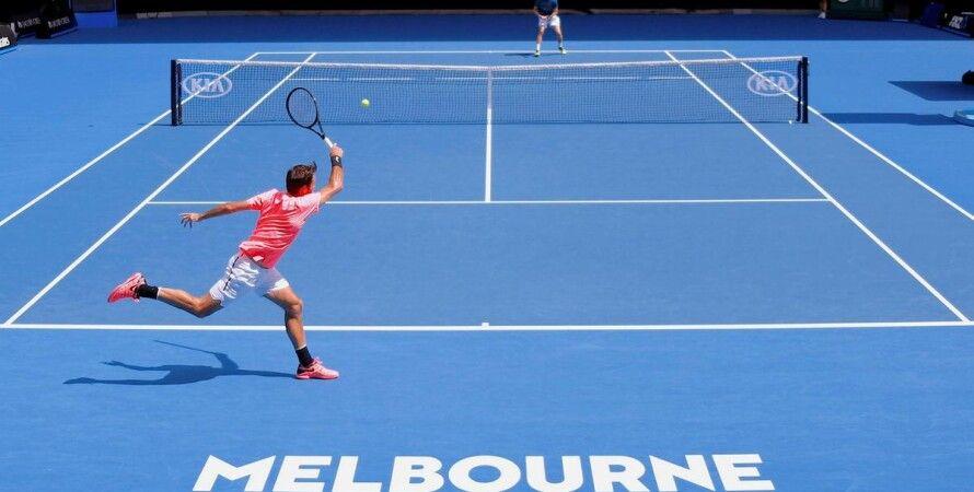 Australian Open, теніс, турнір