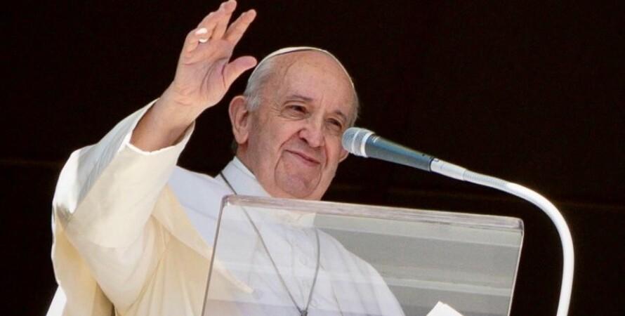 Instagram franciscus, папа римский, франциск