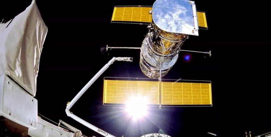 Хаббл, космічний телескоп, NASA