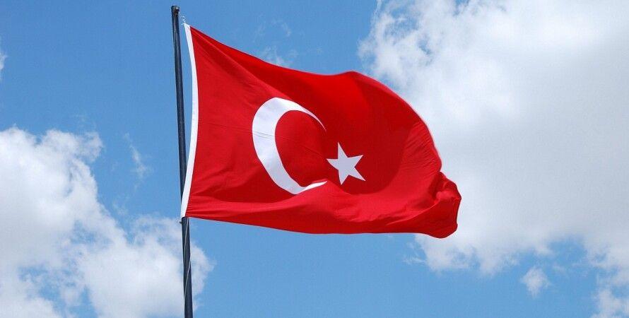 Турецкий флаг / Фото: publicdomainpictures.net