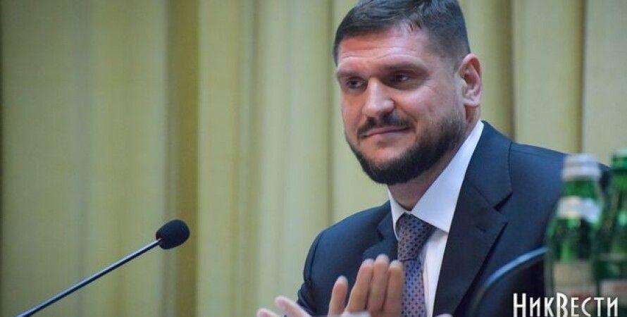 Глава Николаевской облгосадминистрации Алексей Савченко