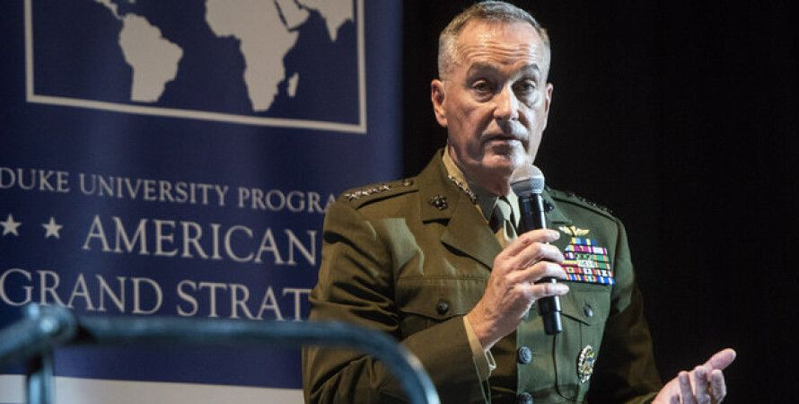Джозеф Данфорд/Фото:пресс-служба Пентагона
