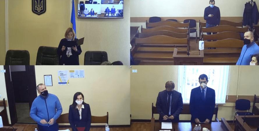 заседание ВАКС, Людмила Шмальченко, залог, приватбанк, растрата денег приватбанка