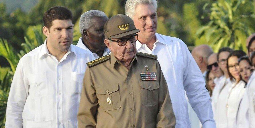 Куба, компартия, Рауль Кастро, отставка,