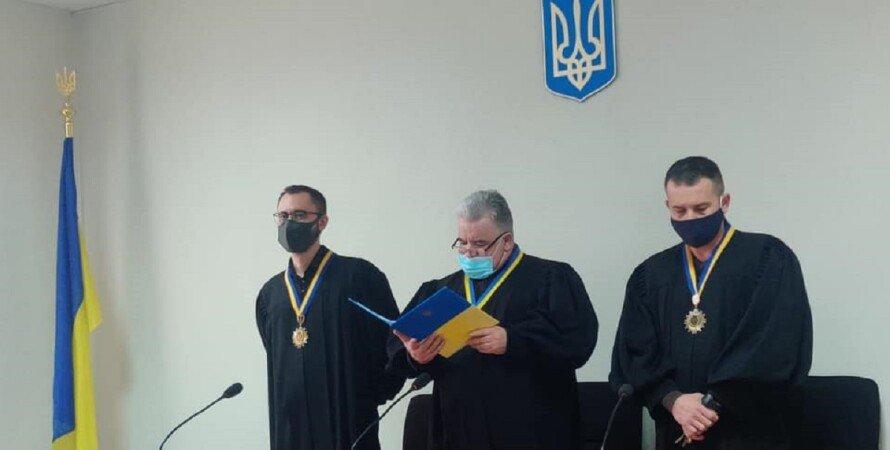 Суд, Ивано-Франковск