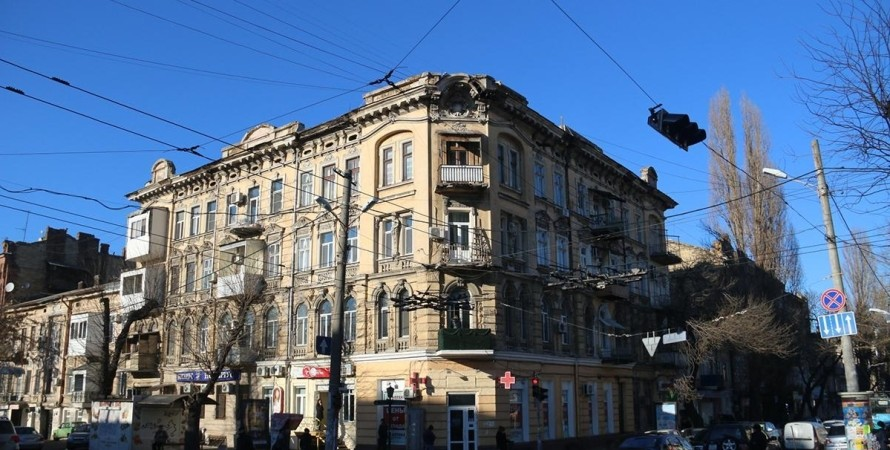 Будинки Вергогі, Одеса