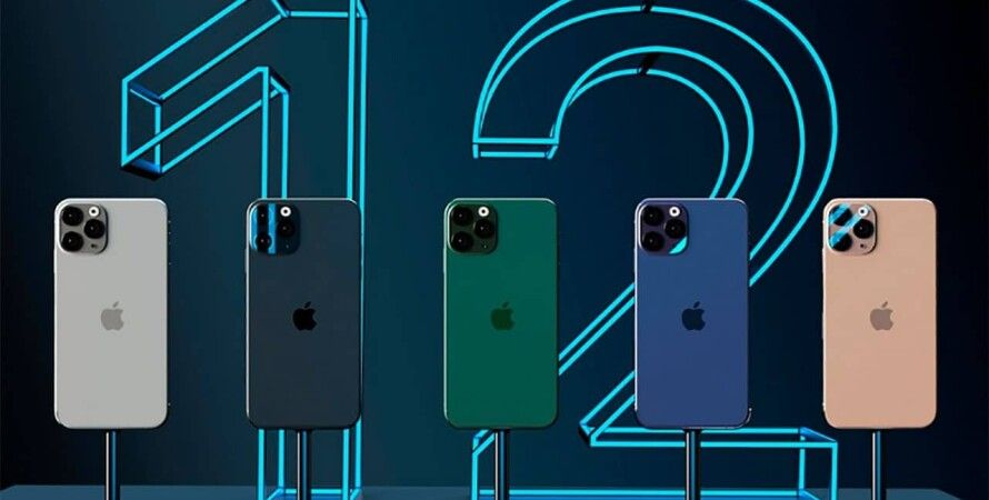 iPhone 12, смартфоны