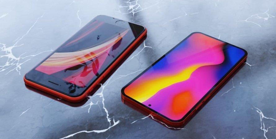 Apple, iPhone SE 2022, смартфон,