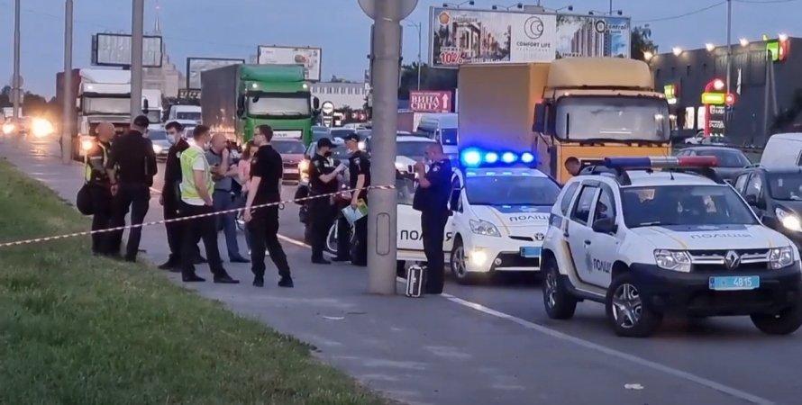 Поліція, ДТП, Київ