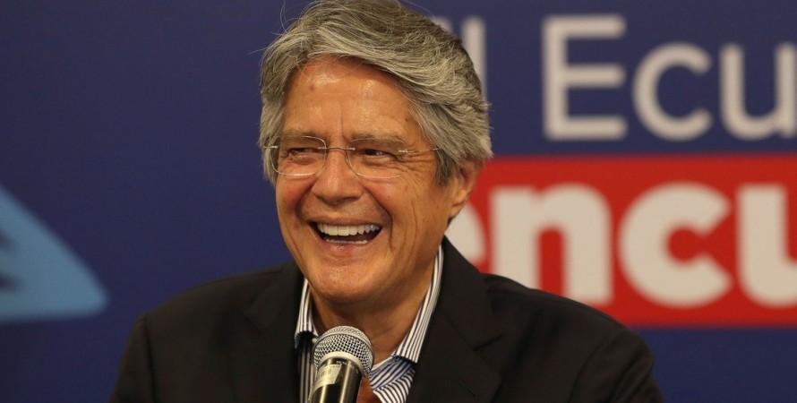 Гильермо Лассо, эквадор, фото