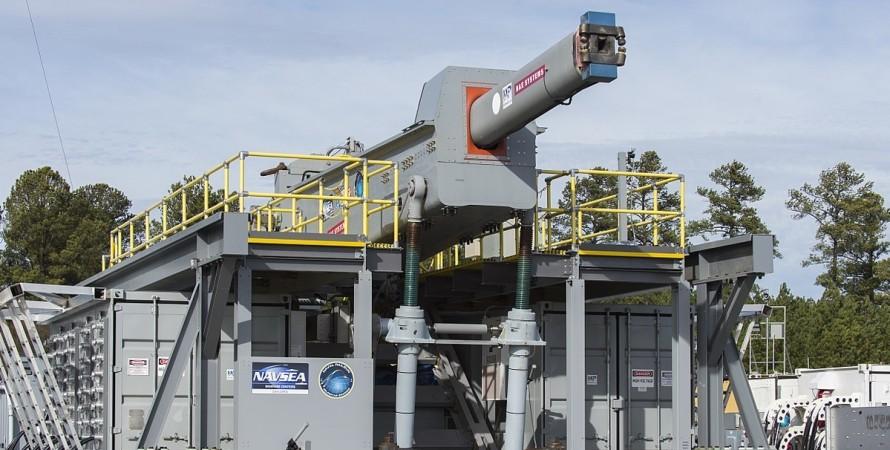 разработка электромагнитного вооружения