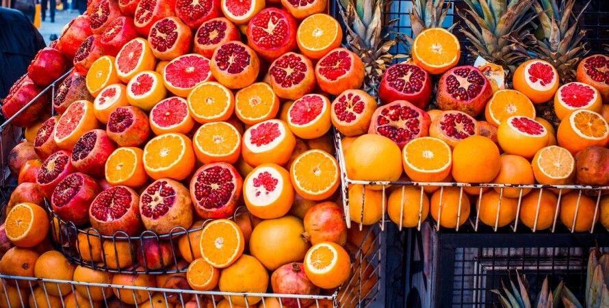 Турецкие фрукты / Фото: oceanindependence.com