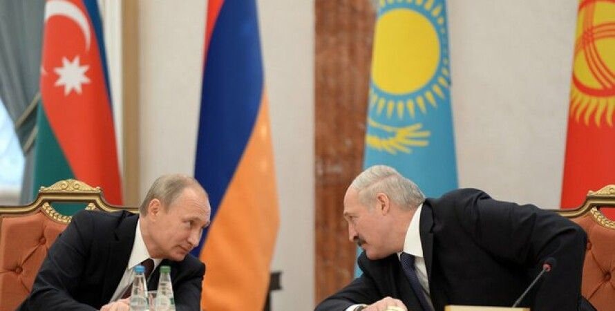 Владимир Путин и Александр Лукашенко  / Фото: пресс-служба Кремля