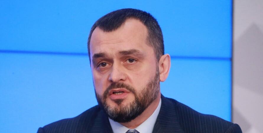 Виталий Захарченко, Захарченко, мвд, суд, имущество