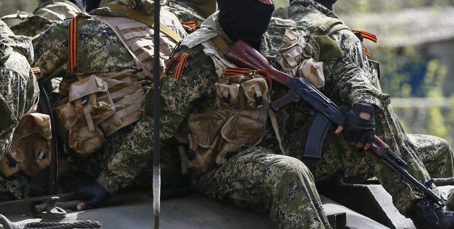 Пророссийские боевики Донбасса / Фото: Facebook