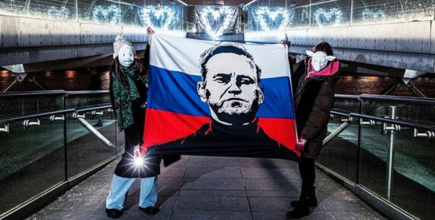 Любовь сильнее страха, лондон, акция, навальный