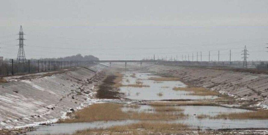 Крым, оккупация Крыма, Северо-Крымский канал, водная блокада Крыма, поставки воды в Крым
