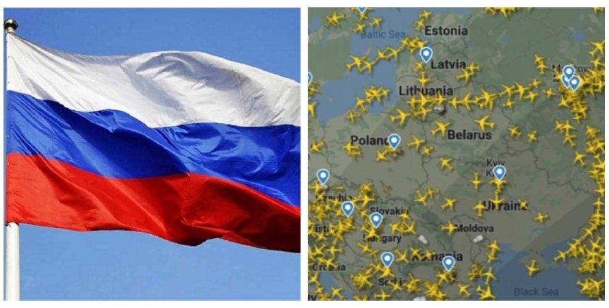 беларусь, россия, польоти в обхід білорусі, авіасполучення