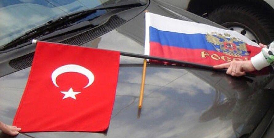 Турецко-российской дружбе пришел конец / Фото: liveinternet.ru