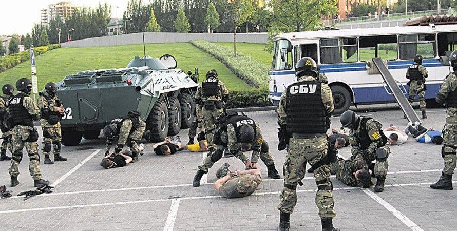 Спецназ СБУ / Фото: Rus-img.com