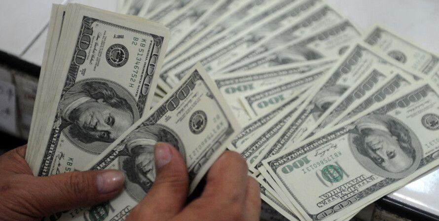 Доллары / Фото: AFP