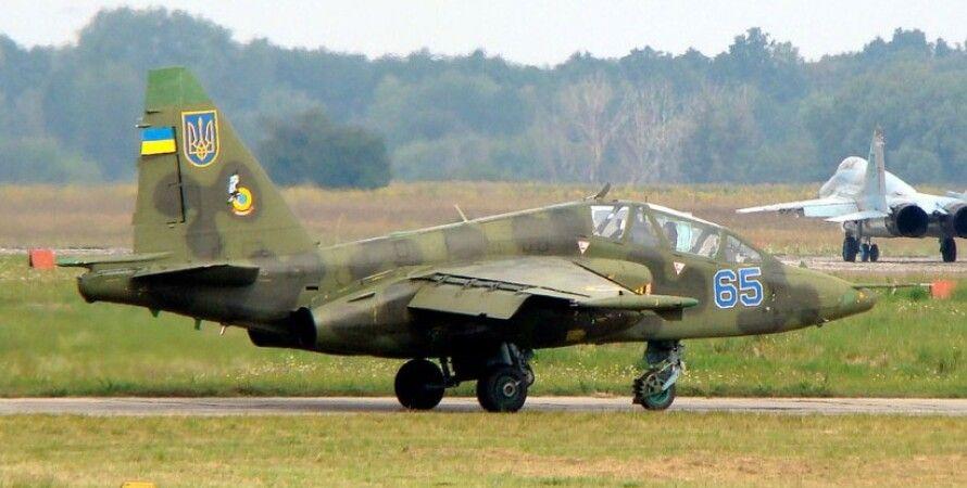 Су-25 / Фото из открытых источников