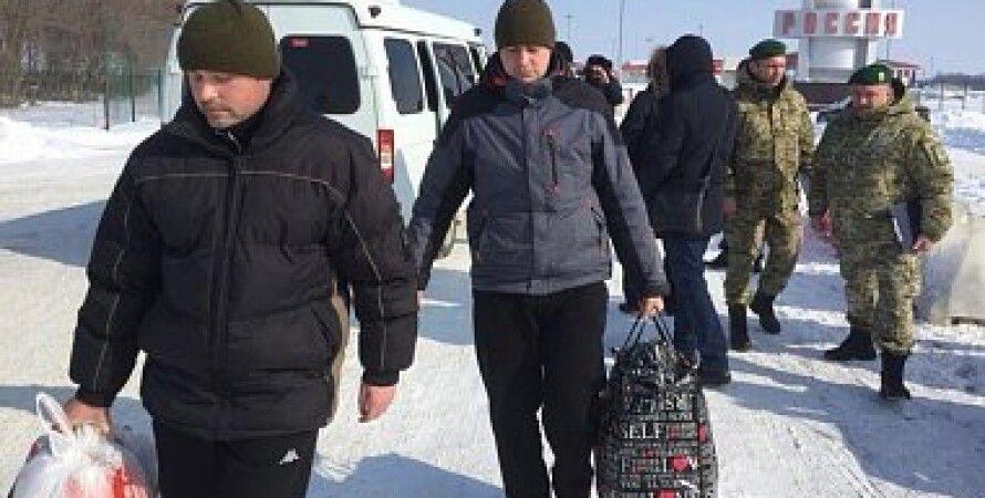Обмен пленными/Фото: facebook.com/petroporoshenko