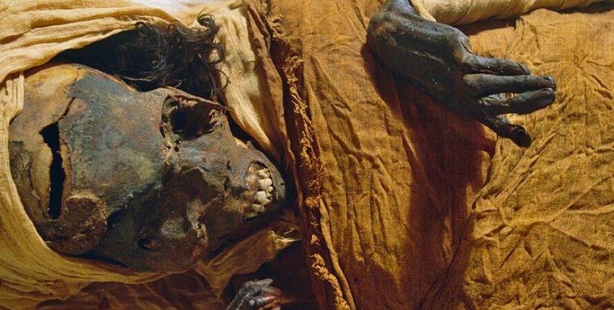 мумія, муміфікація, Древній Єгипет