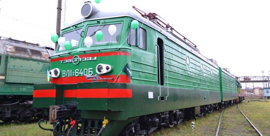 капитальный ремонт, укрзализныця, модернизация локомотивов, количество локомотивов в УЗ, уз